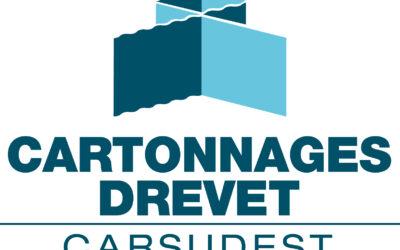 Cartonnages Drevet intègre le Groupe Carsudest