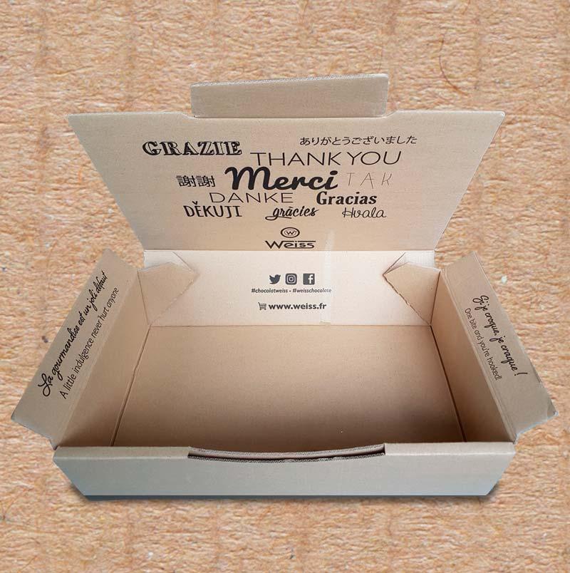 Boite carton Carsudest