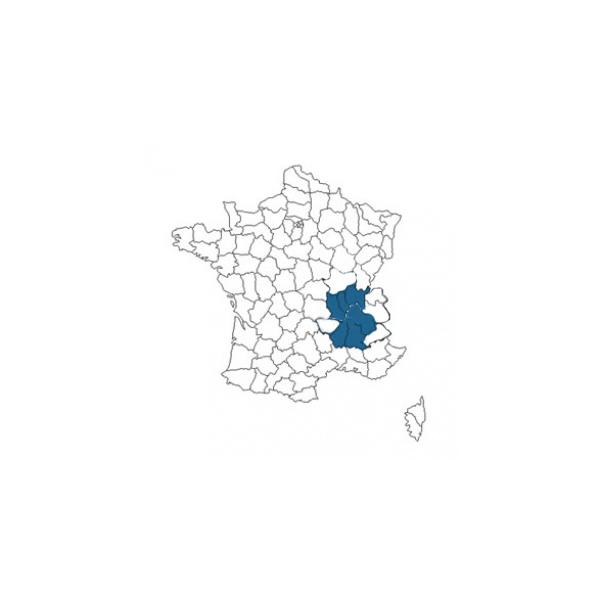 couverture géographique Cartembal