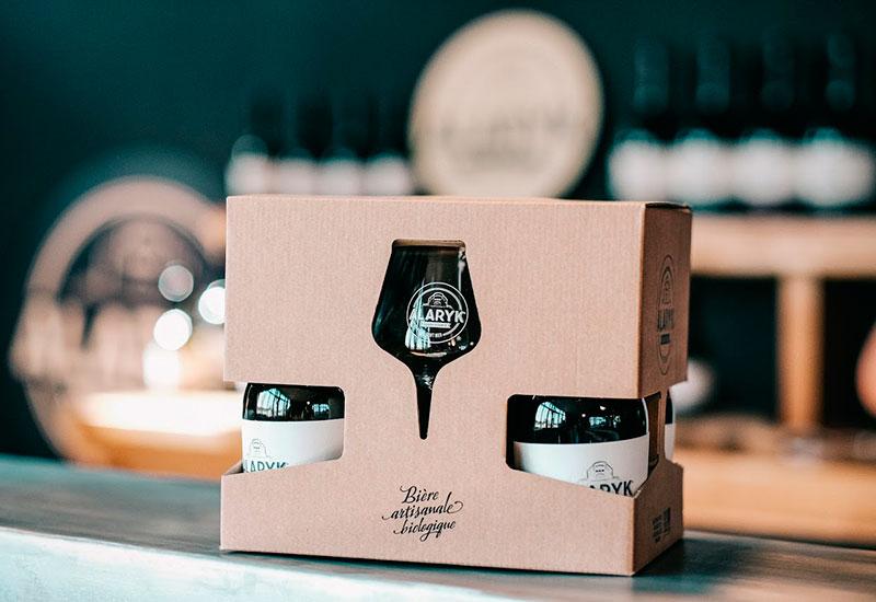 Emballage carton verres Carsudest